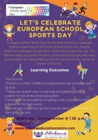LC20-157A Practical Ideas & Strategies to Help Teachers Celebrate European School Sports Day