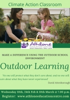 LC21-45SP Climate Action Classroom: Outdoor Learning